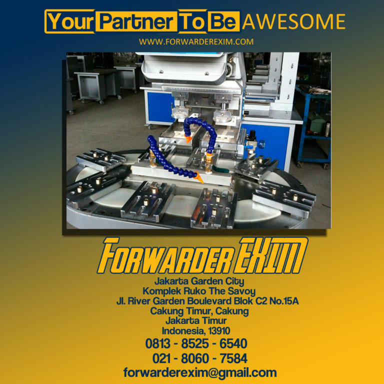 Jasa Import Sparepart Mesin | Forwarder EXIM