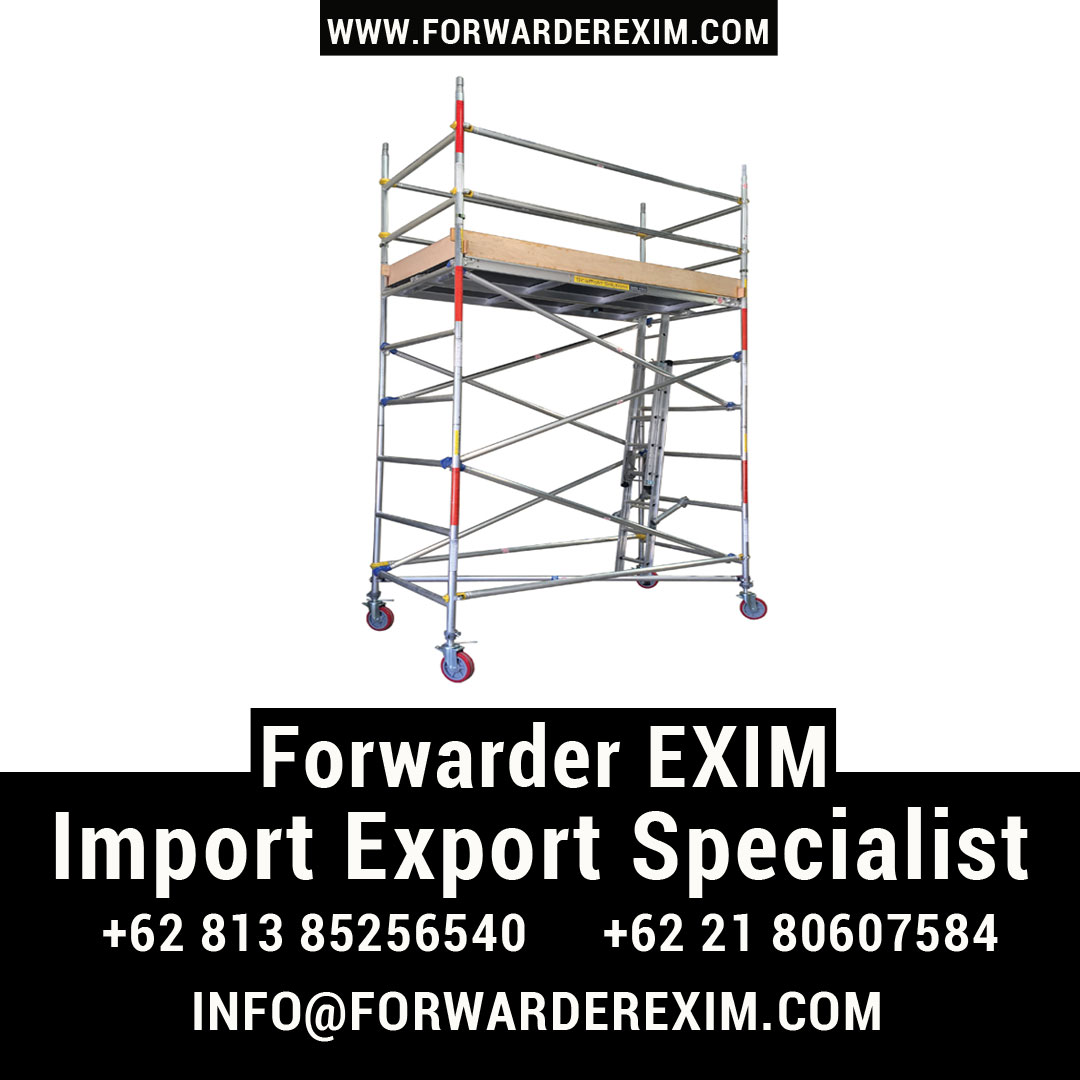 Jasa Import Scaffolding | Jasa Import Besi Baja | Forwarder EXIM