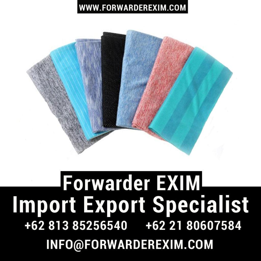 Forwarder EXIM | Jasa Import Textile | Jasa Import Kain