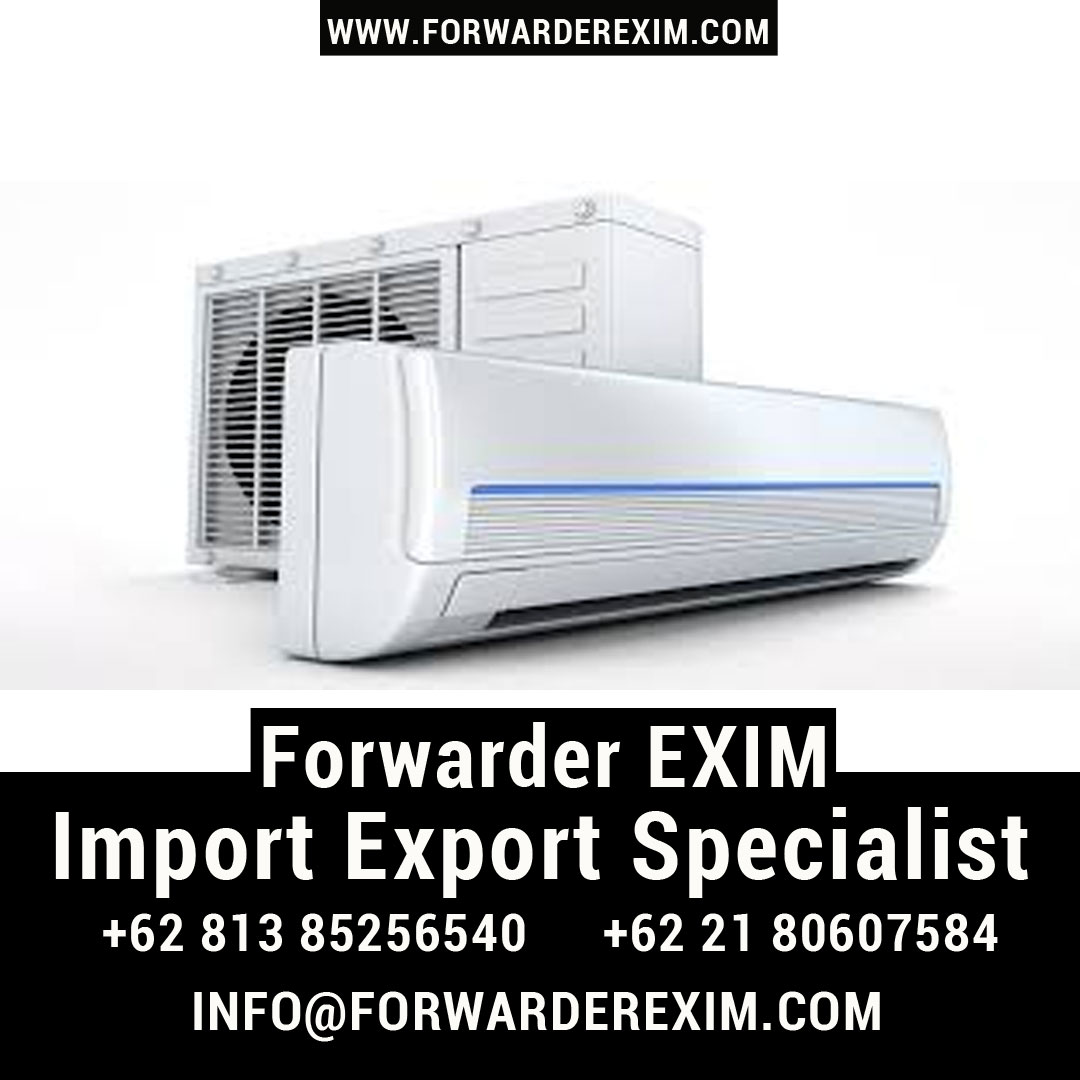 Forwarder EXIM | Jasa Import AC
