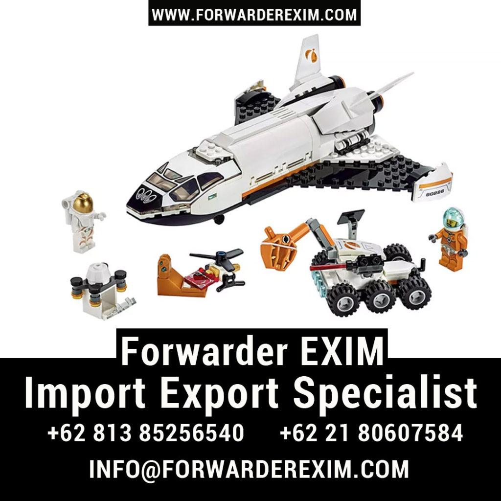 Forwarder EXIM | Jasa Import Mainan | Jasa Import Door To Door