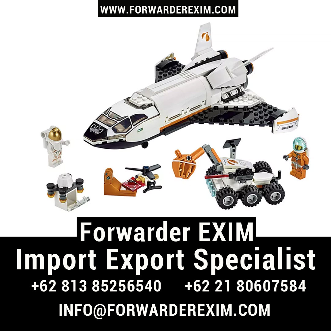 Forwarder EXIM | Jasa Import Mainan | Jasa Import Door To Door