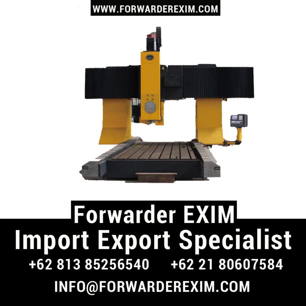 Jasa Import Mesin Penggiling | Jasa Import Resmi | Forwarder EXIM