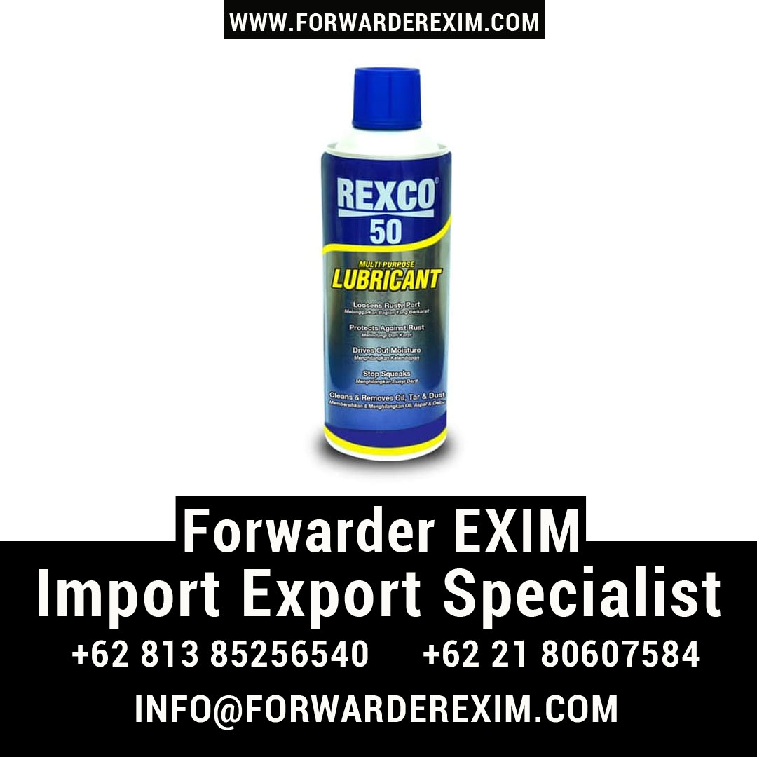 Forwarder EXIM | Jasa Import Pelumas | Jasa Import Chemical