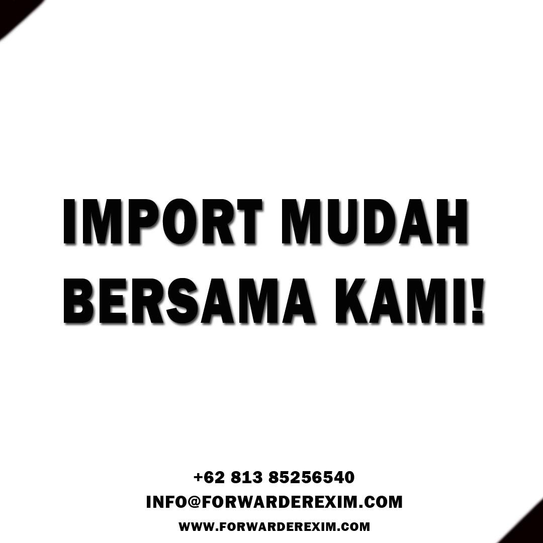 Forwarder EXIM | Jasa Import